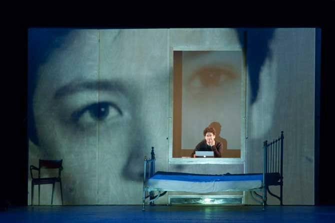 Seuls - Critique sortie Théâtre Paris Théâtre national de la Colline