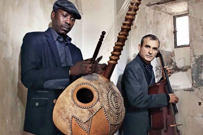 Ballaké Sissoko et Vincent Segal - Critique sortie Jazz / Musiques Nanterre _Maison de la Musique