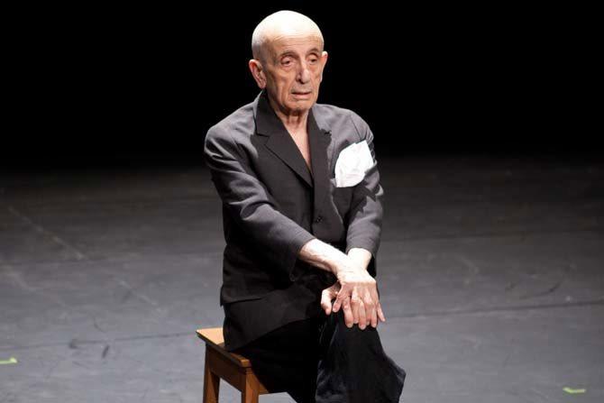 Des jours de silence comme un appel à l'élan - Critique sortie Danse Paris Théâtre national de Chaillot