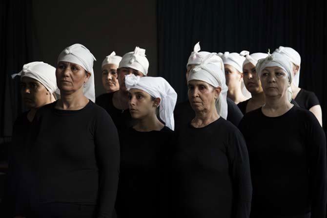Corbeaux - Critique sortie Danse Pantin Centre national de la danse