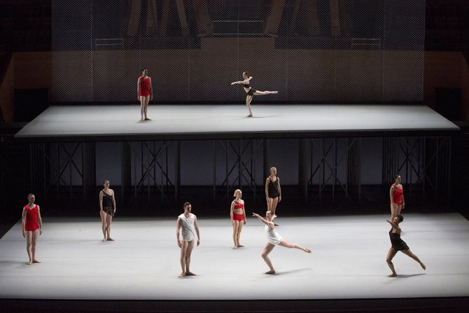 Lucinda Childs, portrait - Critique sortie Danse Paris