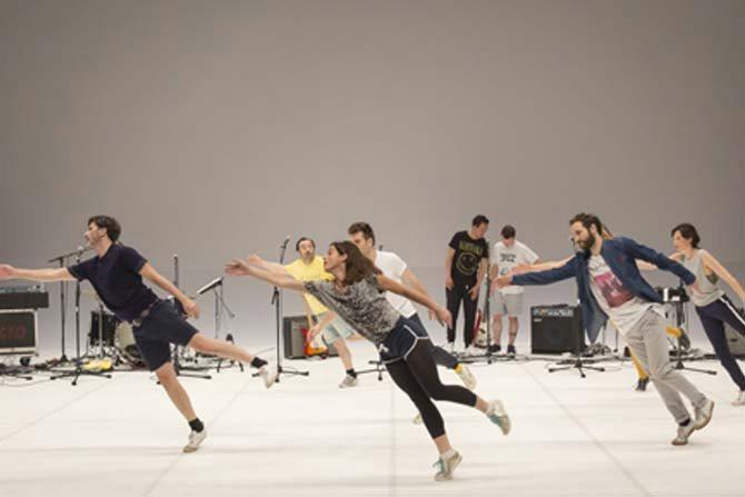 Même - Critique sortie Danse Bourges Maison de la Culture de Bourges