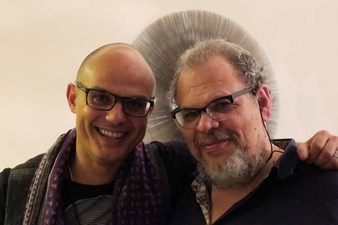 Michel Godard et Ihab Radwan - Critique sortie Jazz / Musiques Nanterre _Maison de la Musique