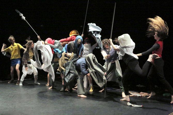 New Settings - Critique sortie Théâtre