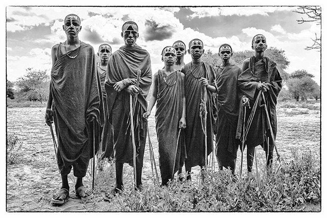 Crédit : Philippe Geslin / Légende : Philippe Geslin et Macha Makeïeff nous invitent à la découverte du peuple Massaï