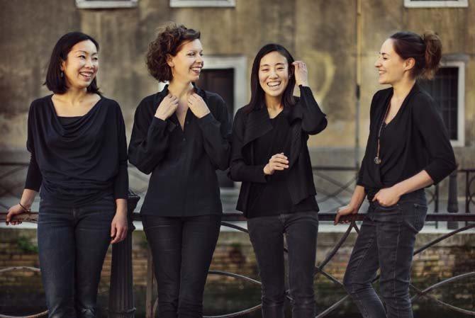Quatuor Ardeo - Critique sortie Classique / Opéra Saint-Quentin-en-Yvelines Théâtre de Saint-Quentin-en-Yvelines