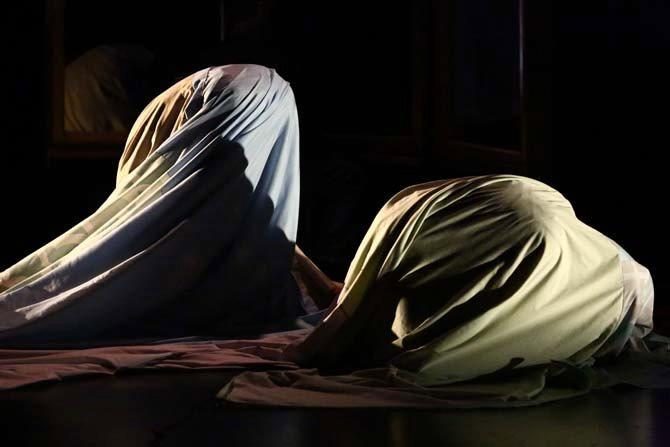 Quicksand - Critique sortie Danse Paris Théâtre des Abbesses