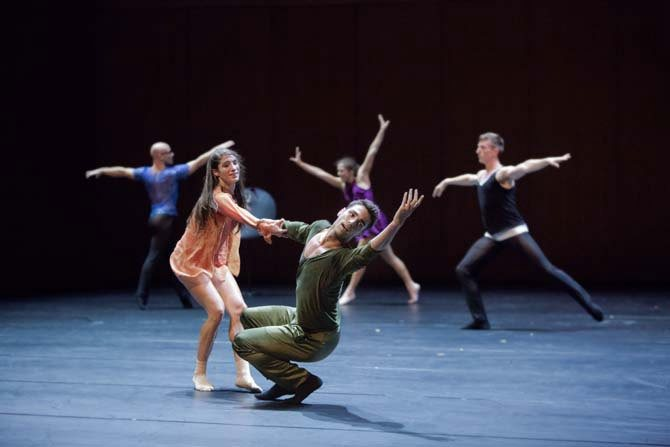 L.A. Dance Project, Benjamin Millepied - Critique sortie Danse Paris Théâtre des Champs-Élysées
