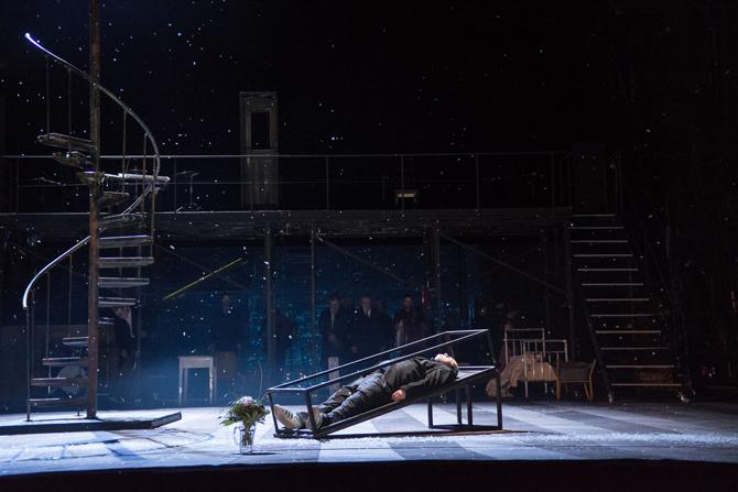 Le Suicidé - Critique sortie Théâtre saint denis Théâtre Gérard-Philipe