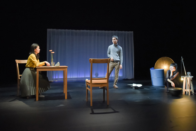 Time's Journey through a room - Critique sortie Théâtre Gennevilliers T2G - Théâtre de Gennevilliers