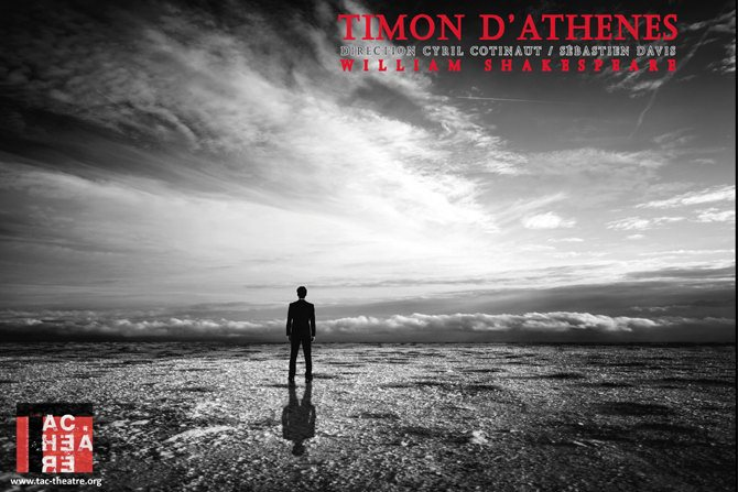 Timon d'Athènes © Éric Bénier Bürckel