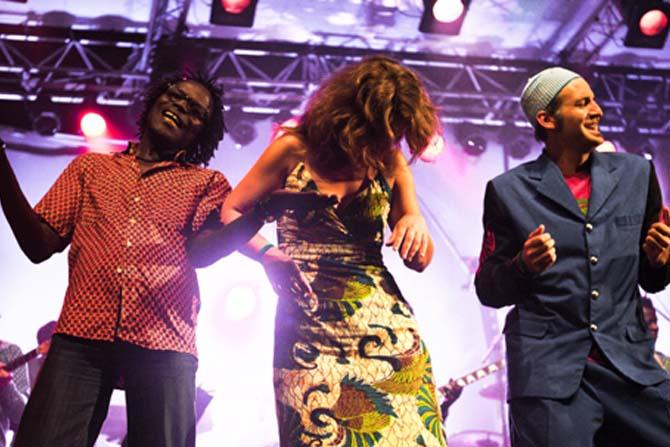 Bal de l'Afrique Enchantée - Critique sortie Jazz / Musiques Paris Le Trianon