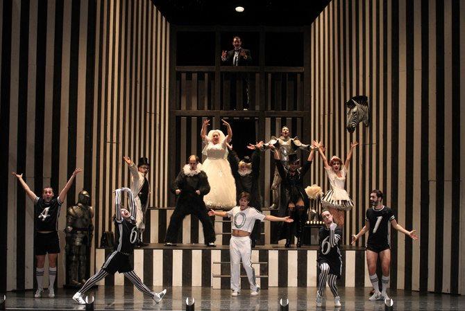 Les Chevaliers de la Table ronde - Critique sortie Classique / Opéra Paris Athénée-Théâtre Louis-Jouvet