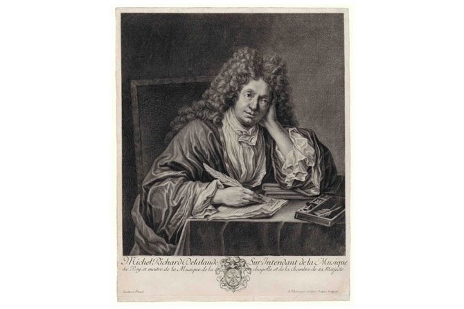 Michel-Richard de Lalande, le Bach français ? - Critique sortie Classique / Opéra Versailles Opéra Royal du Château de Versailles