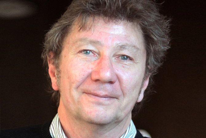 Légende : Luc Sotiras, directeur du Train Théâtre. Crédit : Enjoy! Magazine