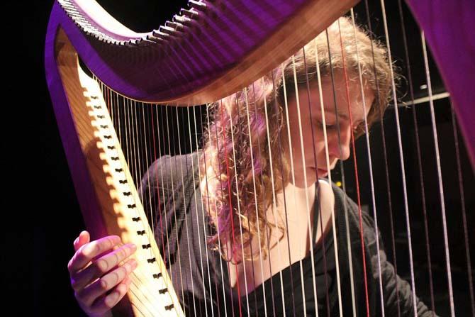 Laura Perrudin & David Chevallier - Critique sortie Jazz / Musiques Le Perreux-sur-Marne Auditorium du Centre des bords de Marne