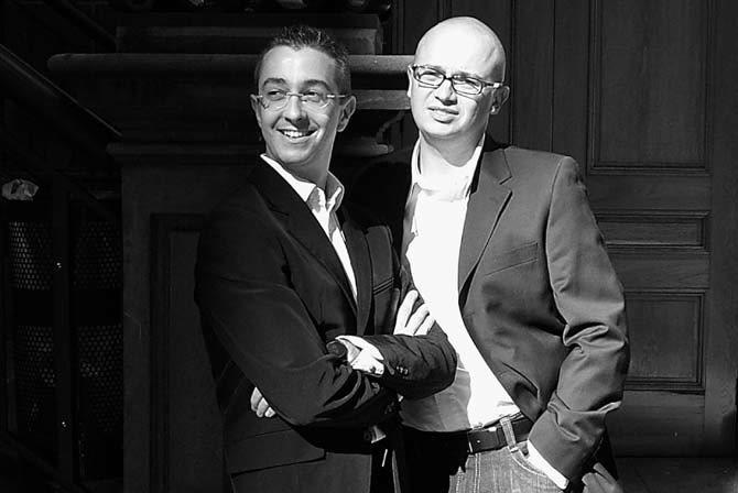 Le tandem Clarac et Deloeuil porte Peer Gynt à la scène à la demande de l'Opéra de Limoges. © Philip Littell