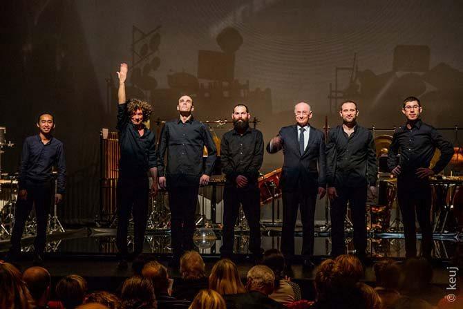 L'anniversaire et le renouveau des Percussions de Strasbourg - Critique sortie Classique / Opéra Strasbourg