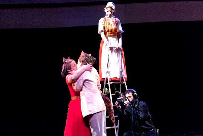 La Petite Renarde rusée - Critique sortie Classique / Opéra Paris Athénée Théâtre Louis-Jouvet