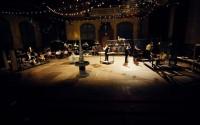 La compagnie La Cage et l'ensemble TM+ s'associent pour un opéra contemporain et participatif. © Frieder Aurin