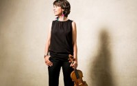 La violoniste Amandine Beyer.