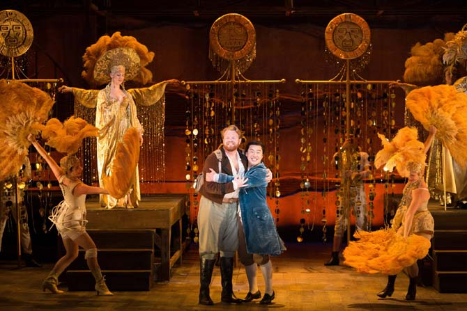 Candide - Critique sortie Classique / Opéra Toulouse Théâtre du Capitole