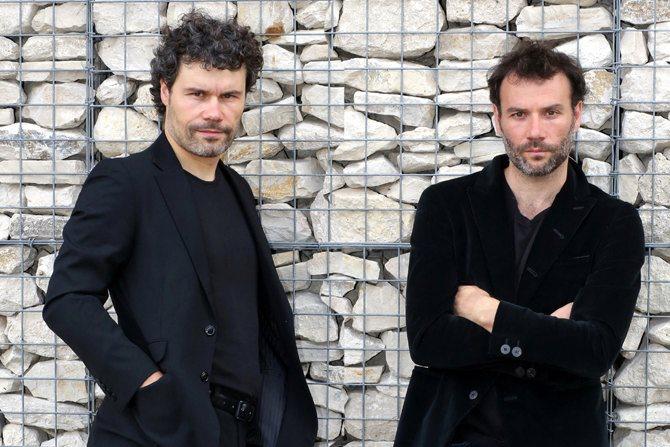 Crédit : Patrick Berger  Légende : François (à gauche) et Christian (à droite) Ben Aïm.