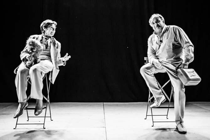 Duras, de tout… de rien… de rien du tout - Critique sortie Théâtre Paris Théâtre La Reine Blanche
