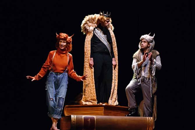 Fables - Critique sortie Théâtre stains Studio-Théâtre de Stains