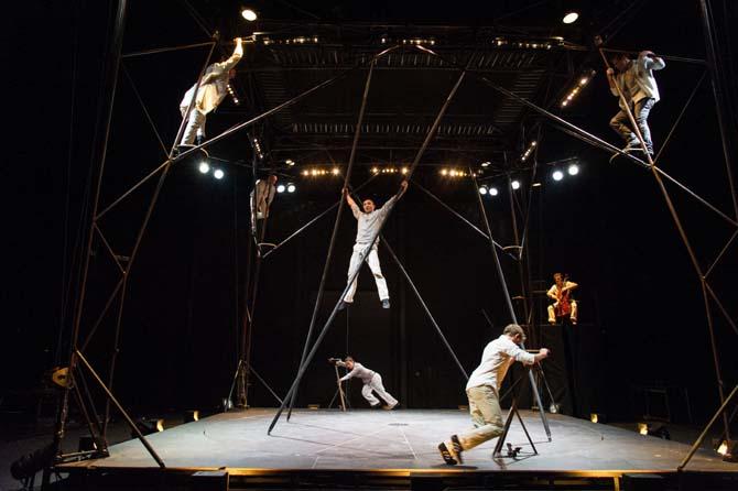 Festival CIRCa - Critique sortie Cirque Auch Pôle National des Arts du Cirque