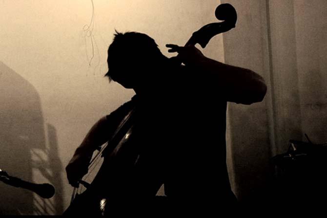L'Ocelle Mare, Will Guthrie, Gaspar Claus - Critique sortie Jazz / Musiques Paris Le Centquatre