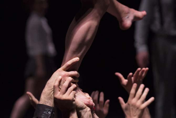 Il n'est pas encore minuit… - Critique sortie Théâtre saint denis Académie Fratellini