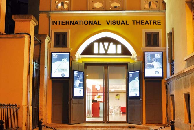 L'International Visual Theatre a 40 ans ! - Critique sortie Théâtre Paris International Visual Theatre
