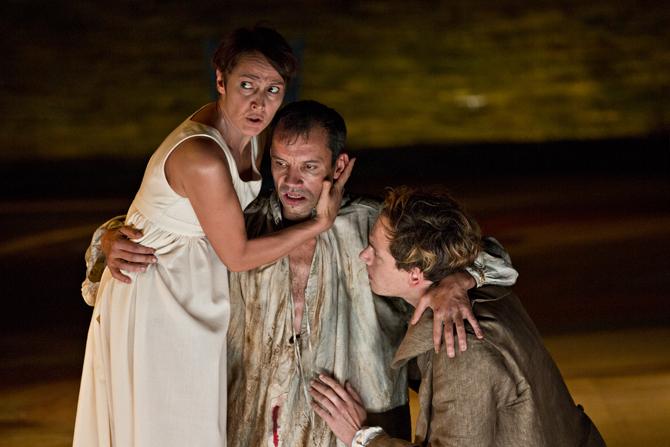 Iphigénie en Tauride - Critique sortie Théâtre Strasbourg Théâtre du Nord