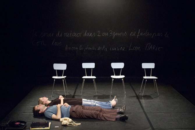 Je me mets au milieu mais laissez-moi dormir - Critique sortie Théâtre Sartrouville Théâtre de Sartrouville et des Yvelines