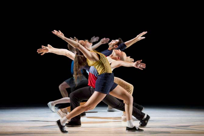 L.A. Dance Project - Critique sortie Danse Rungis THEATRE DE RUNGIS