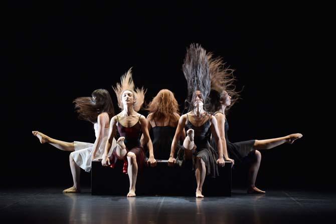 La Fresque - Critique sortie Danse Aix-en-Provence Grand Théâtre de Provence