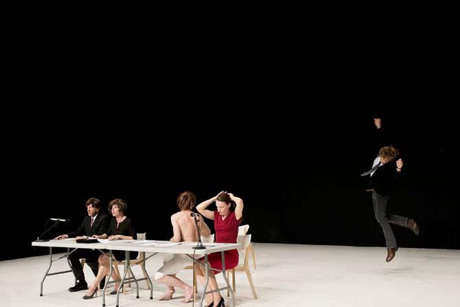 Le Cabaret Discrépant - Critique sortie Danse Paris Centre Georges Pompidou