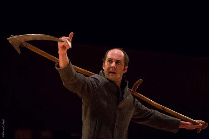 Le Cirque Précaire - Critique sortie Théâtre Noisiel Ferme du Buisson