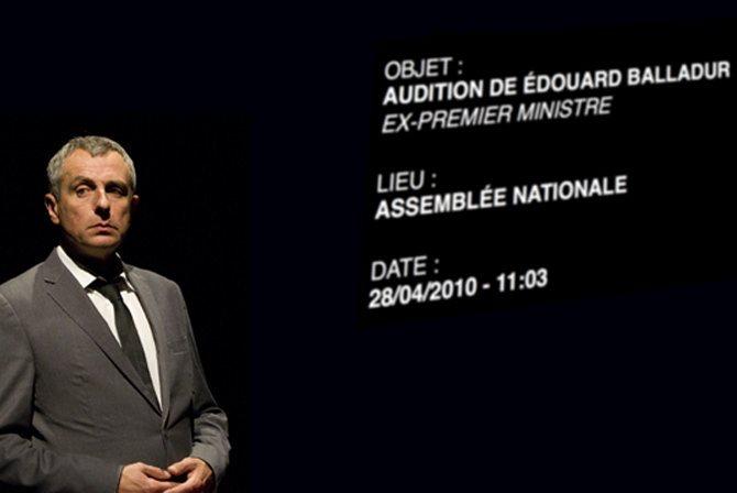Le Maniement des larmes - Critique sortie Théâtre Paris Théâtre de Belleville