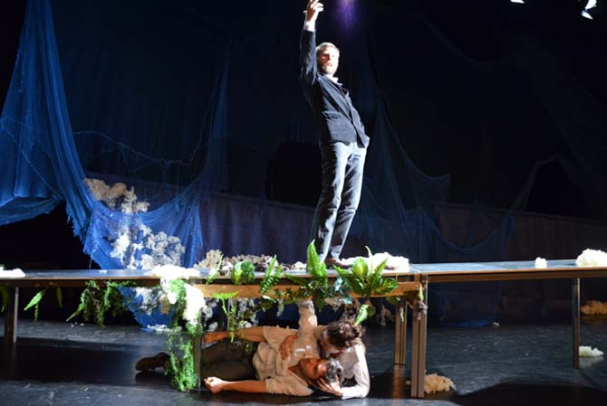 Les Epiphanies - Critique sortie Théâtre Suresnes Théâtre de Suresnes Jean Vilar