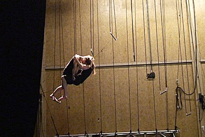 2R2C au plus près des artistes… et du public - Critique sortie Cirque Paris