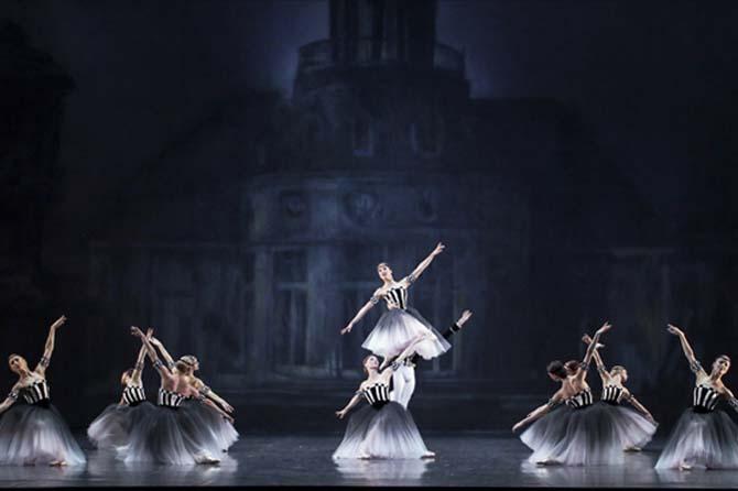 Programme Balanchine à l'Opéra - Critique sortie Danse Paris Palais Garnier