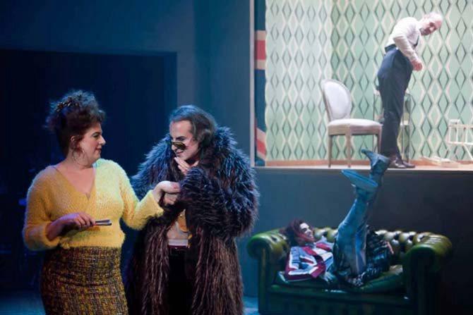 Sweeney Todd - Critique sortie Classique / Opéra Toulon