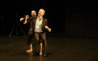 Crédit : Pascale Hugonet Légende : Danse et parole, intimement liées chez Georges Appaix.