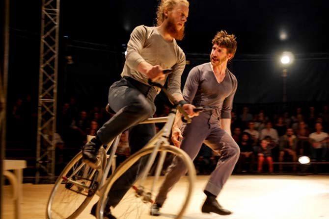 Vol d'usage - Critique sortie Cirque Paris Village de Cirque #12
