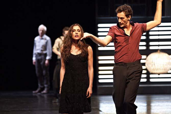 Volver - Critique sortie Danse Paris Théâtre national de Chaillot