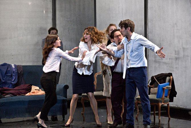 Ceux qui errent ne se trompent pas - Critique sortie Théâtre Paris Théâtre de la Cité Internationale