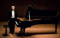 Grigory Sokolov, véritable mythe du piano.  © Martin Fleck