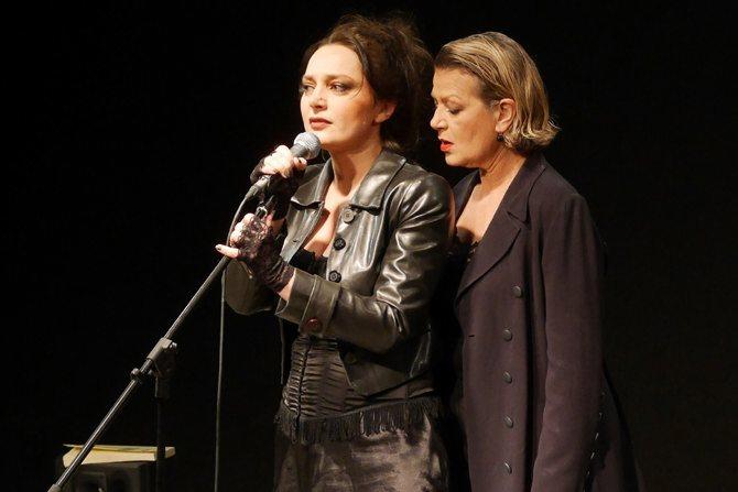 Hamlet transgression - Critique sortie Théâtre Paris Théâtre de l'Aquarium